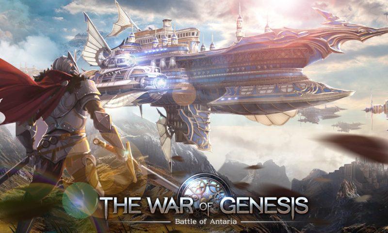 The War of Genesis เกมมือถือสุดอลังเตรียมเปิดในรูปแบบ Global เร็วๆ นี้