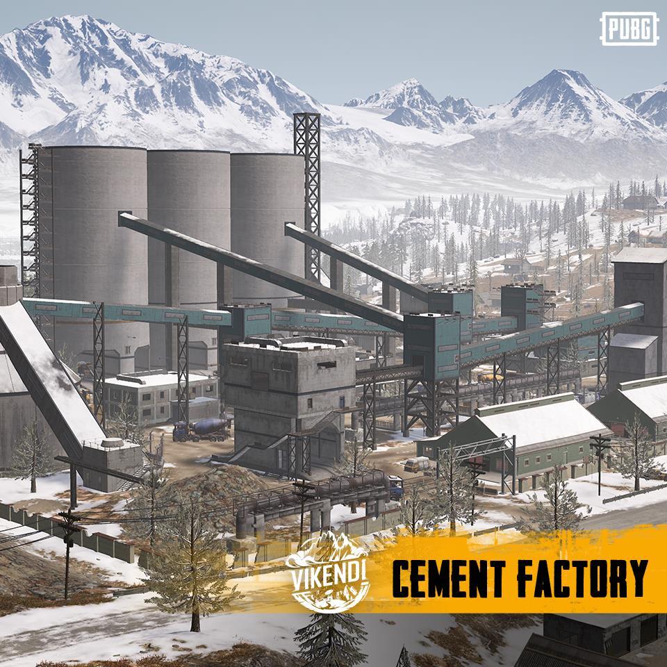 Vikendi Cement Factory 8