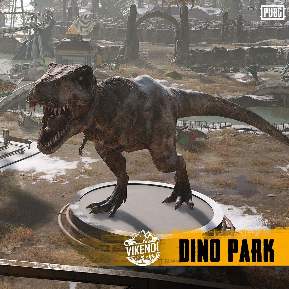 Vikendi Dino Park 10