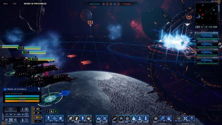 Warhammer 40K Battlefleet Gothic Armada 2 Review