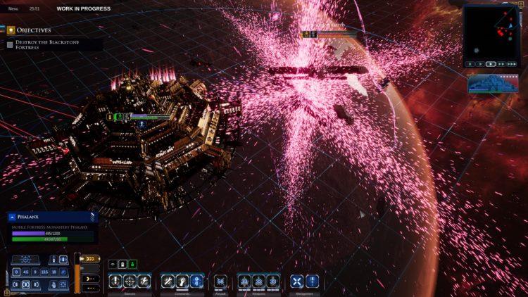 Warhammer 40K Battlefleet Gothic Armada 2
