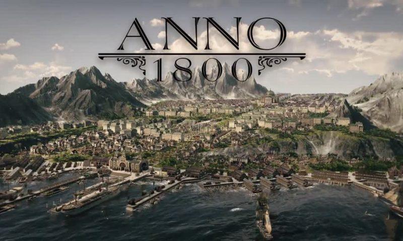 Anno 1800 เกม RTS แนวสร้างเมืองฟอร์มยักษ์เปิด CBT สิ้นเดือนนี้