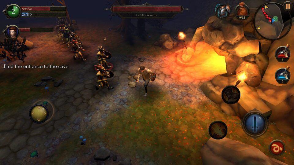arcane quest legends 01