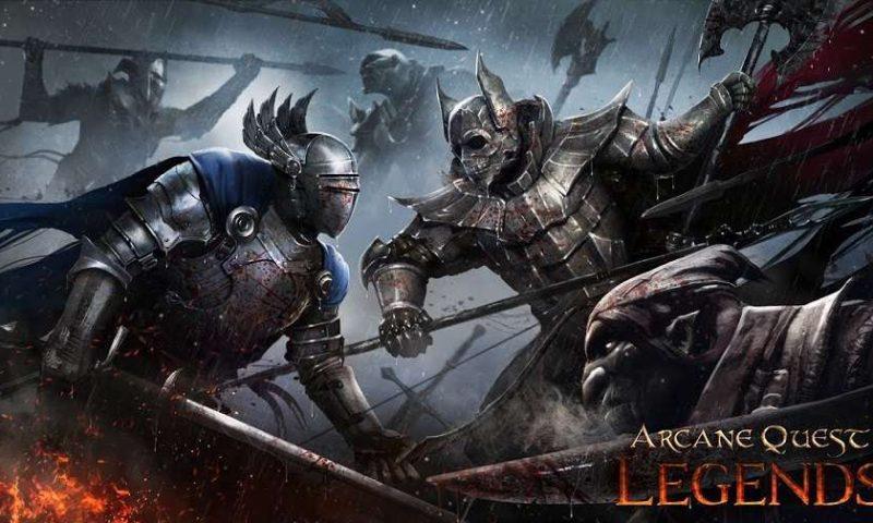 Arcane Quest Legends เกมลากมาฆ่าสุดมันส์สไตล์ Diablo