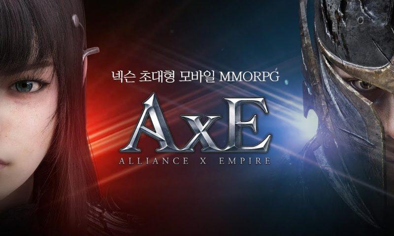 เฮรับปีใหม่ AxE: Alliance vs Empire เปิดโกลบอลแล้วจ้า