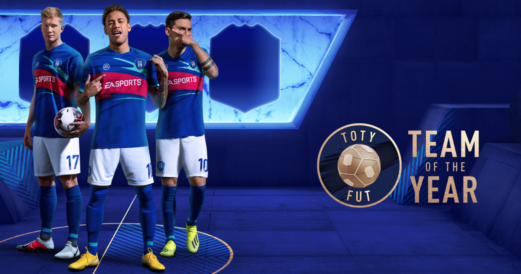 fifa 19 toty team of the year