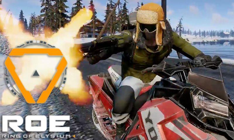 ยิงสนั่น ROE: Ring of Elysium เกมออนไลน์เล่นบน PC เปิดให้เล่นแล้ว