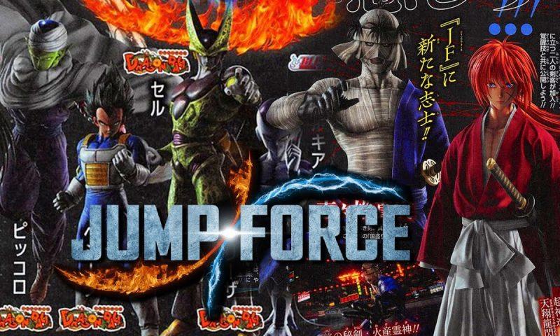 สะบัดต่อไม่รอแล้ว Jump Force คลอดฤกษ์เปิดรอบ OB กลางมกรา
