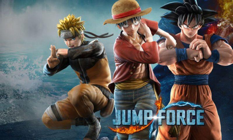 Jump Force ปล่อยสามคลิปใหม่ ชวนแฟนพรีออร์เดอร์เกมล่วงหน้า