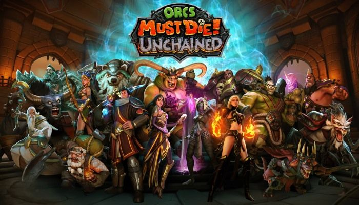orc must die unchained