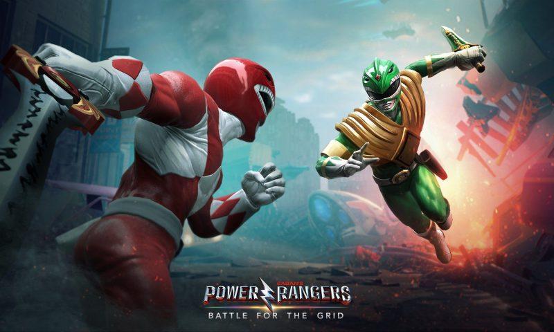 สุดจัดปลัดบอก Power Rangers: Battle for the Grid อวดระบบต่อสู้ 3v3