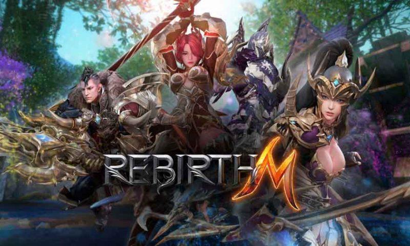 Combo Gaming คว้า Rebirth M เกมมือถือ MMORPG จ่อเปิดไทยต้นปี 2019