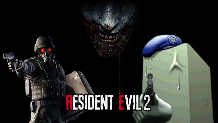 คลิปใหม่ Resident Evil 2 เผยภาพแรกสองตัวละครพิเศษ