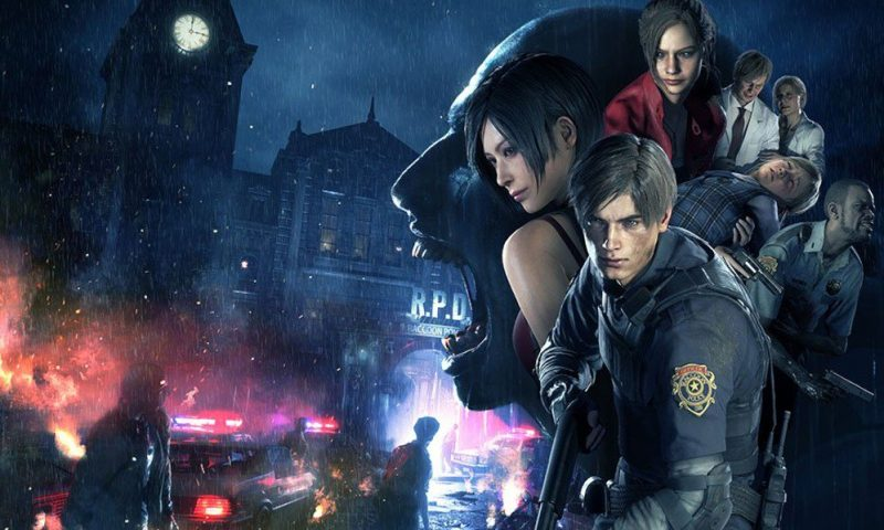 Resident Evil 2 ปล่อย Launch Trailer นับถอยหลังความสยอง
