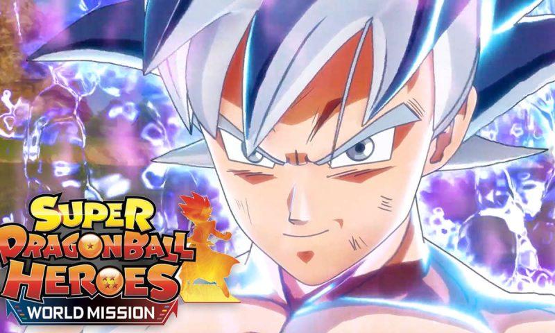 ปิดซอยเลี้ยง Super Dragon Ball Heroes World เปิดเซิร์ฟ SEA เมษายนนี้