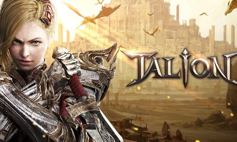 Talion เกมมือถือตัวแรงจาก Gamevil เปิดให้ลงทะเบียนล่วงหน้าในออสเตรเลีย