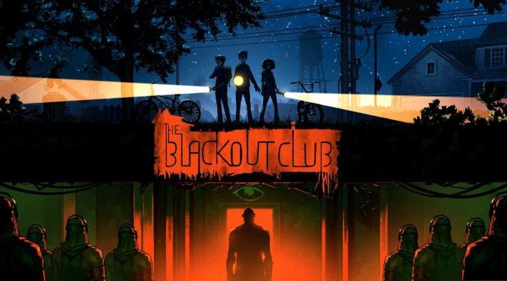 the blackout club art