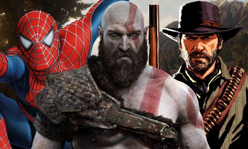 God of War ขึ้นแท่นเกมยอดเยี่ยมปี 2018