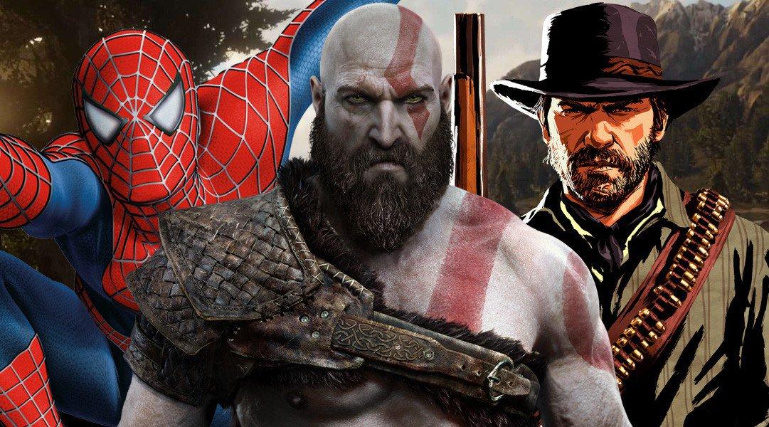 top 10 games 2018