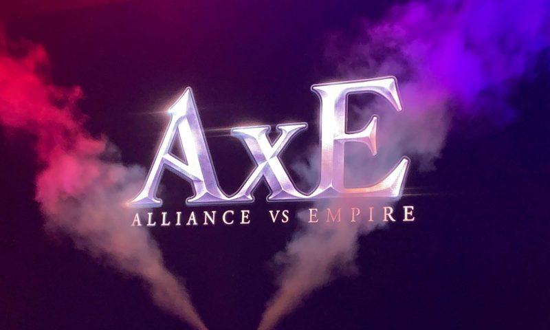 Nexon จัดงานเปิดตัวเกมมือถือสุดยิ่งใหญ่ AxE: Alliance vs Empire