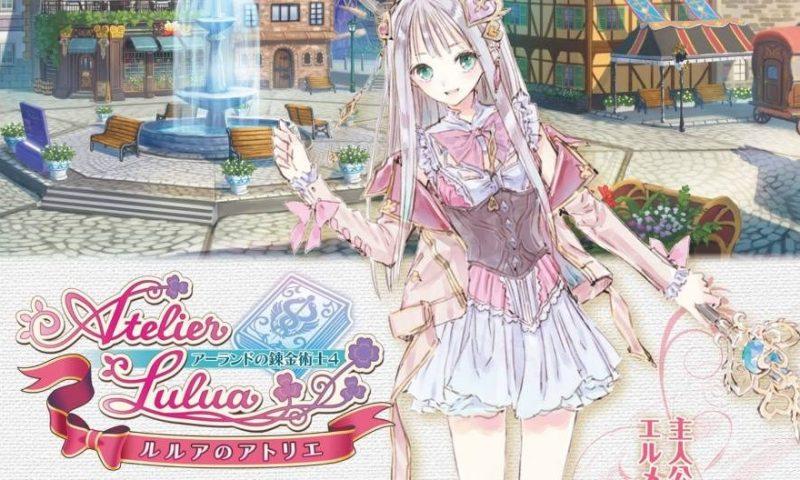 พาส่อง PV ตัวใหม่ Atelier Lulua ตำนานสาวปรุงยาคนล่าสุด