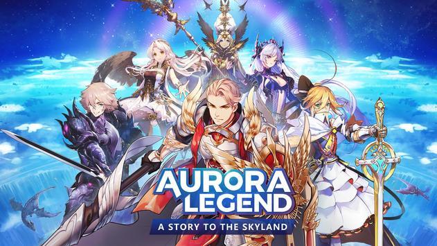 Aurora Legend เกมมือถือสไตล์อนิเมะการผจญภัยสุดแฟนตาซี