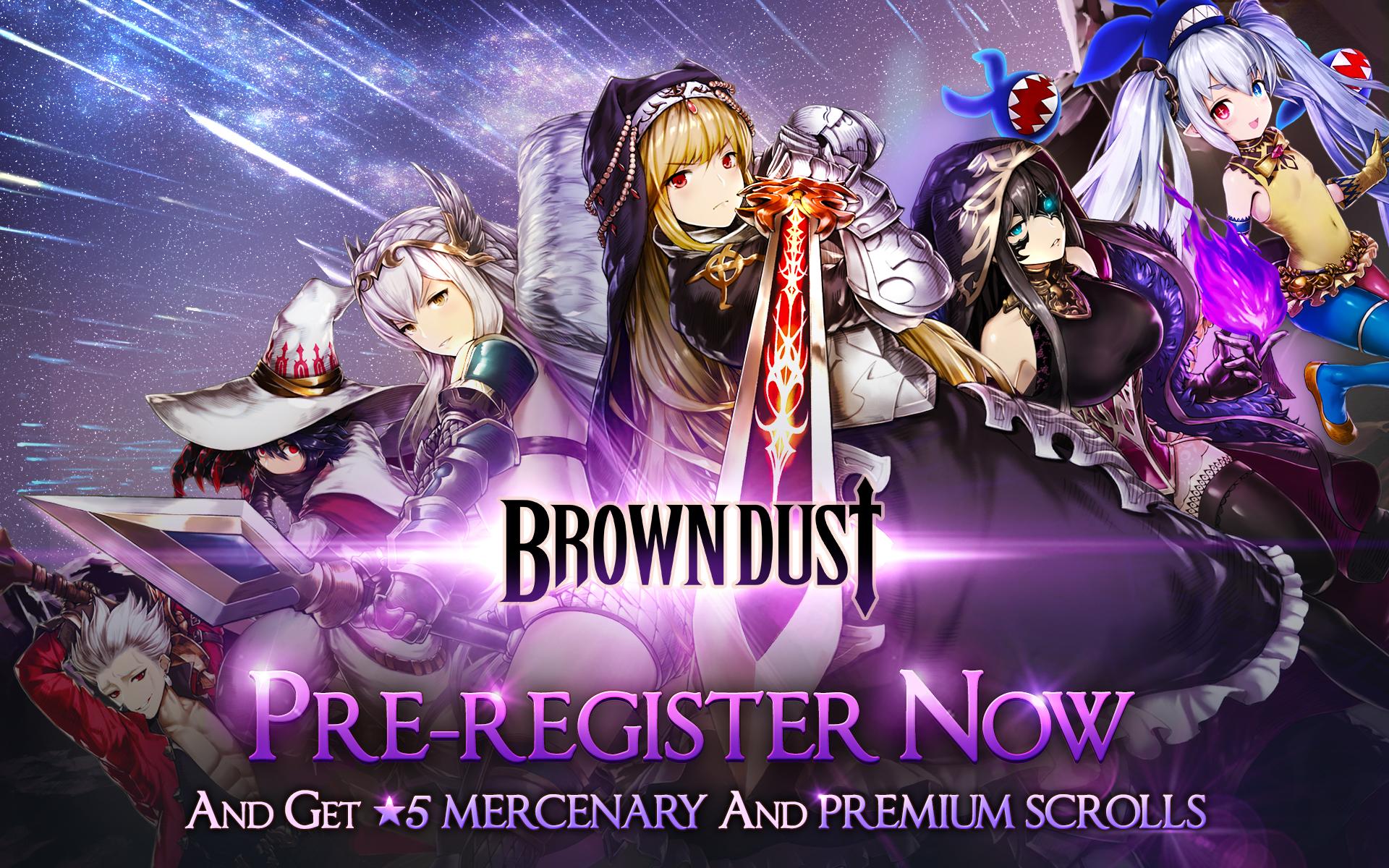 Brown Dust 1822019