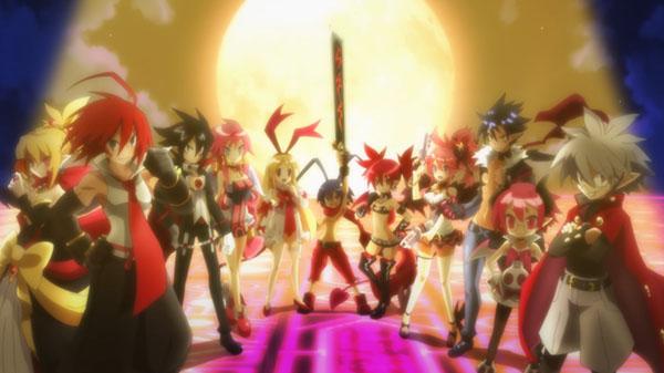 Disgaea RPG OP Movie 02 13 19
