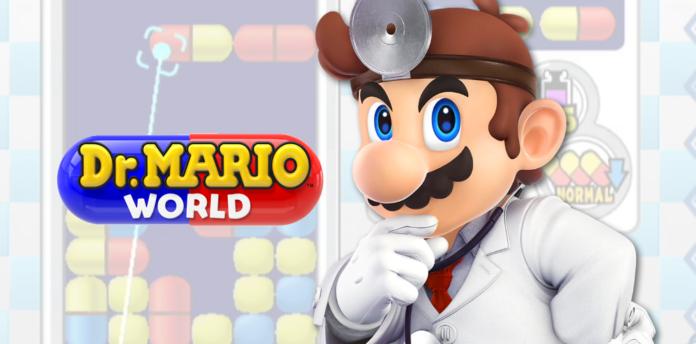 ปู่นินจับมือกับ Line เปิดตัวเกมมือถือ Dr Mario World พร้อมโดดปี 2019