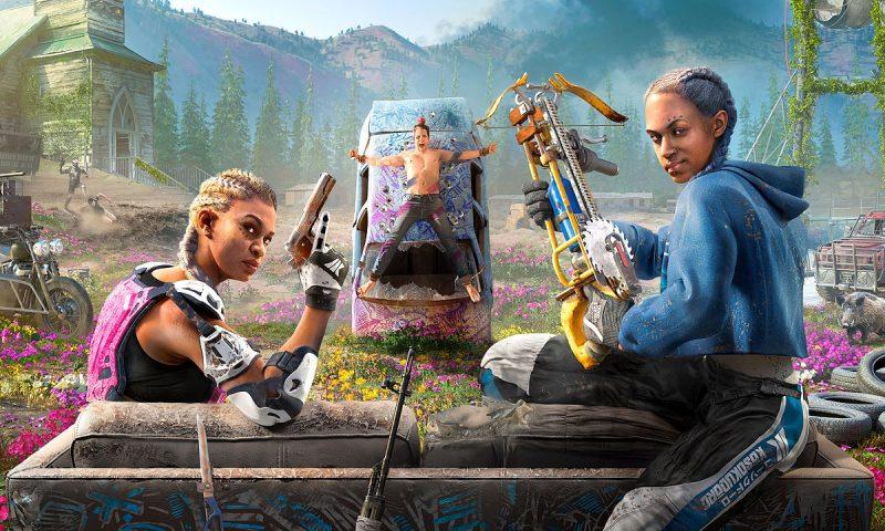 Far Cry New Dawn ซีรี่ส์สุดมันส์เปิดตัวภาคใหม่แล้ววันนี้ดาวน์โหลดกันได้เลย