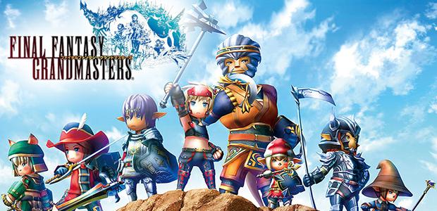 Final Fantasy Grandmasters 26222019 1