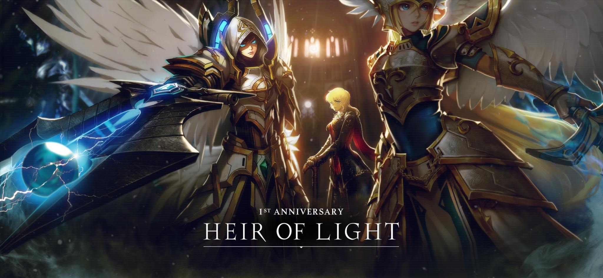 Heir of Light 2722019 1