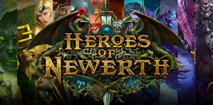 เศร้าแป๊บ Heroes of Newerth อัพแพทส์สุดท้ายสั่งลา