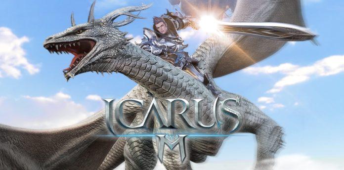 เสียงญี่ปุ่นมันได้อารมณ์ที่สุดแล้ว ICARUS M เกมมือถือแนวเก็บเวลเปิดตัวในญี่ปุ่น