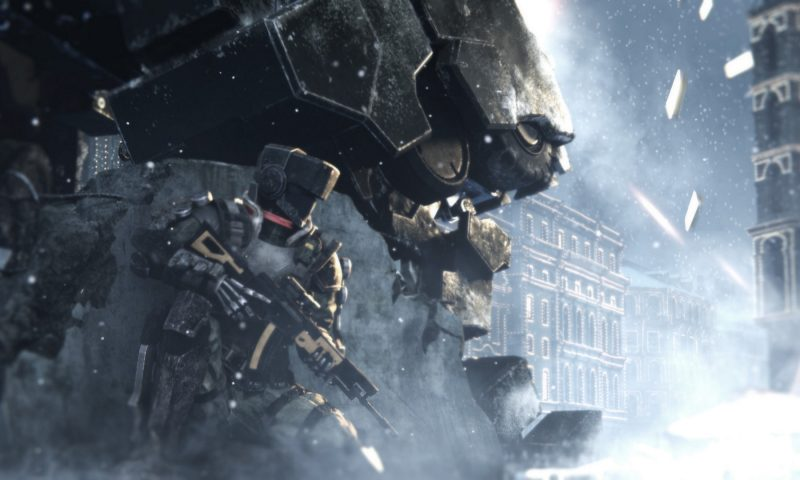 Square Enix ออกมาประกาศวันวางจำหน่ายเกมใหม่ Left Alive บนเครื่อง PS4