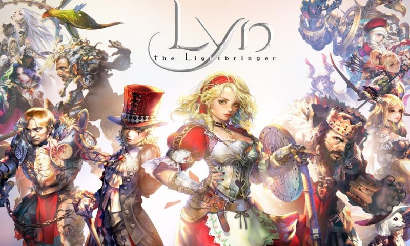 Lyn: The Lightbringer เกมมือถือกราฟิกแรงงานภาพเทพ เปิดให้เล่นแล้ว