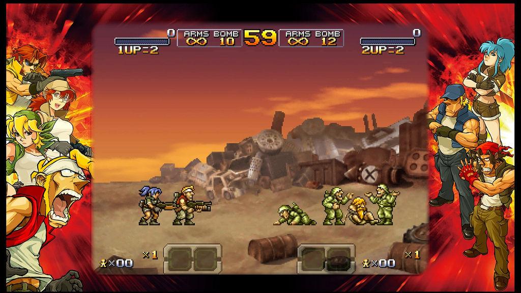 Metal Slug XX 322019 3