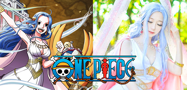 One Piece เจ้าหญิงแห่งอาราบัสต้าในชีวิตจริงแบบนี้ก็คงดี เนเฟลตาลี วีวี่