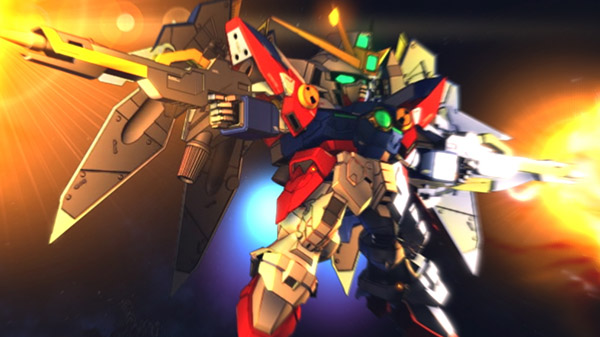 SD Gundam G Generation Cross Rays 02 28 19