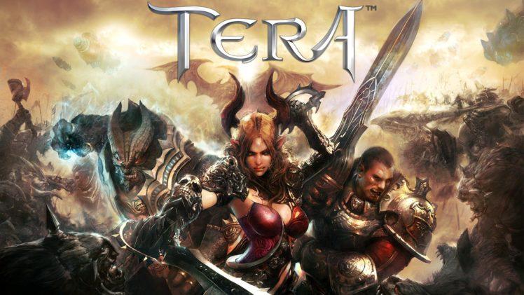 TERA Mobile ประกาศชื่ออย่างเป็นทางการแล้ว TERA Classic เตรียมเปิด 2019