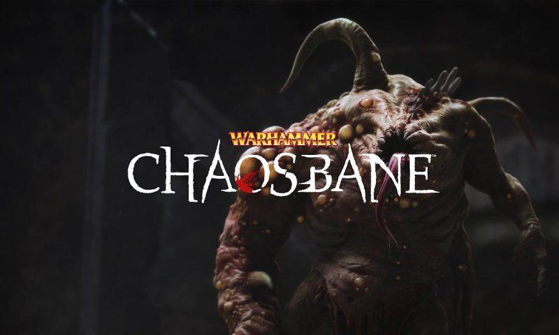 เปิดจองแล้ว Warhammer: Chaosbane เกมออนไลน์สไตล์ Diablo