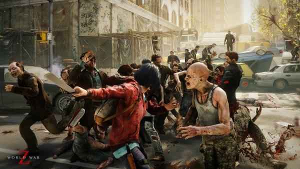 World War Z เกมเอาชีวิตรอดกับซอมบี้นับล้านเตรียมเปิดขาย 16 เมษายน