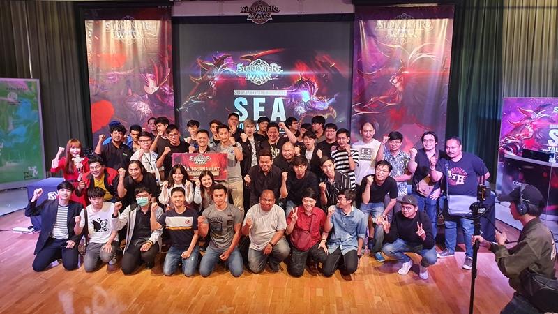 การแข่งขัน Summoners War SEA Tournament คนไทยคว้าอันดับ 2