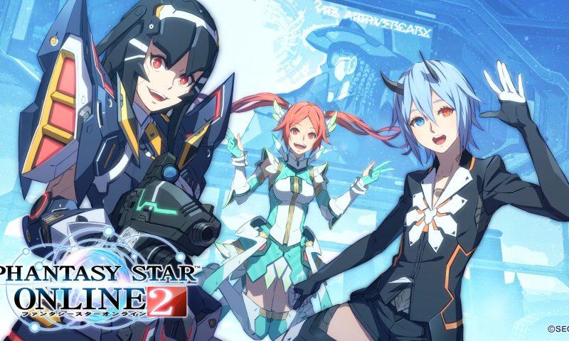 Phantasy Star Online 2 มียอดดาวน์โหลดทะลุ 1 ล้านบนแพลตฟอร์ม PS4
