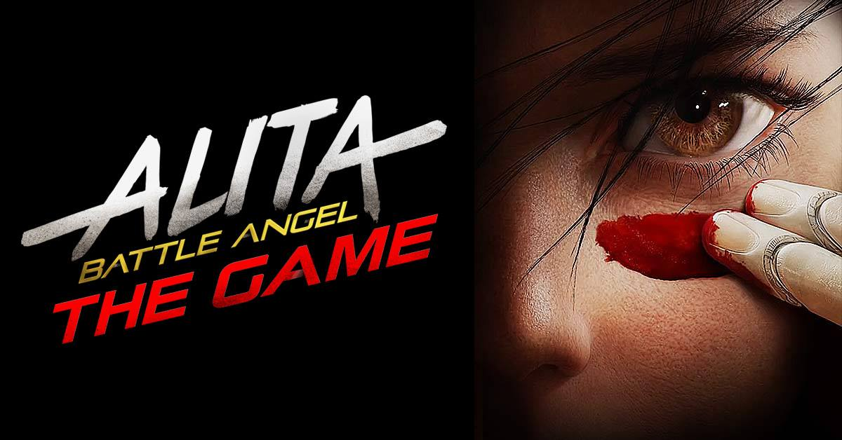 Alita Battle Angel The Game TH OBT