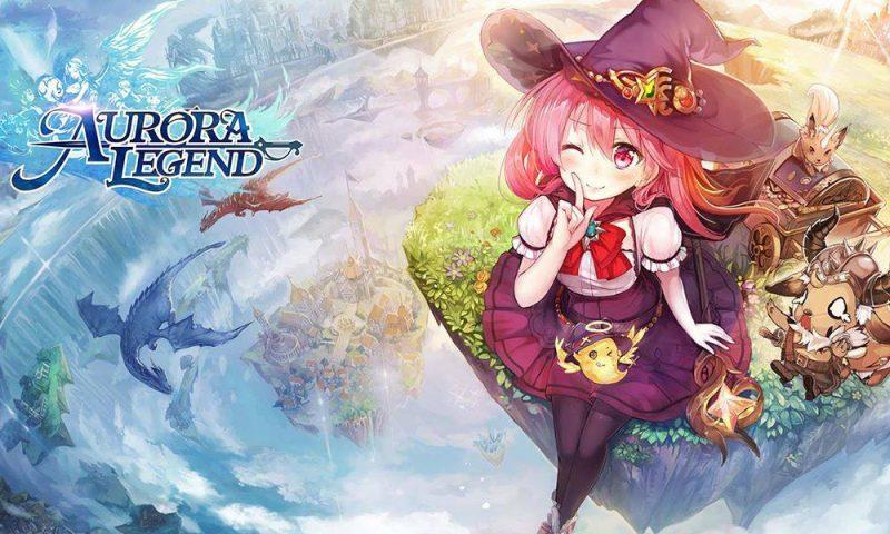 แบ๊วจัด Aurora Legend เกมมือถือสุดแฟนตาซีเปิดให้ดาวน์โหลดแล้ววันนี้