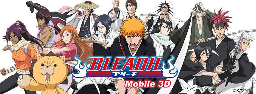 BLEACH Mobile 3D 1832019 3