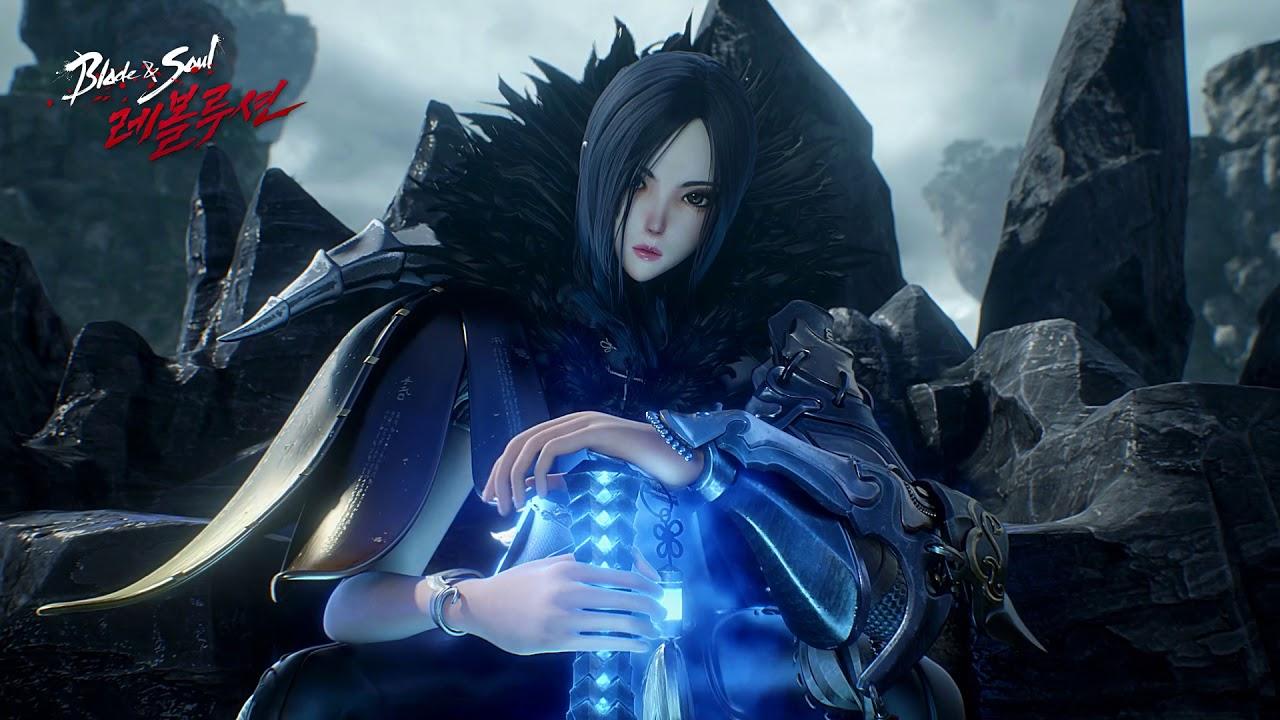 Blade Soul Revolution JIN