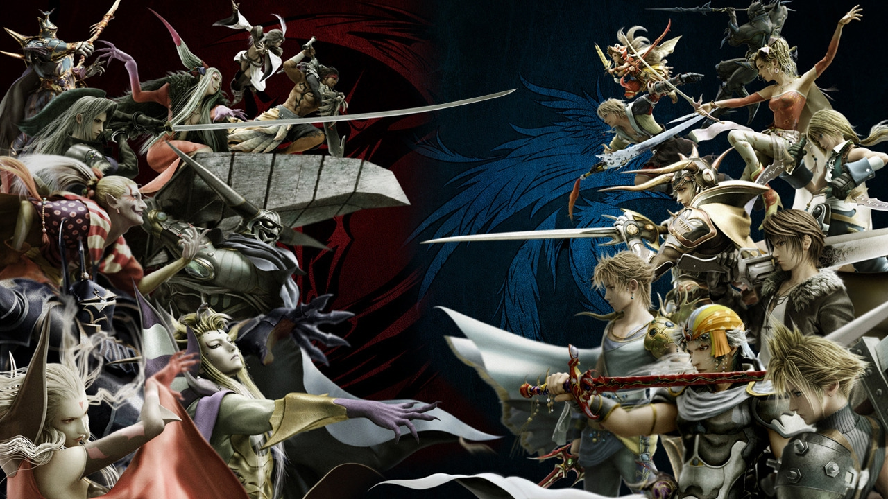 Dissidia Final Fantasy NT 432019 1