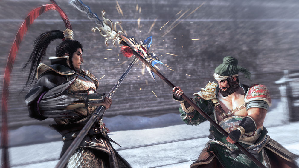 Dynasty Warriors 1732019 2